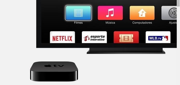 Como instalar o Netflix em uma TV que não possui esse recurso?