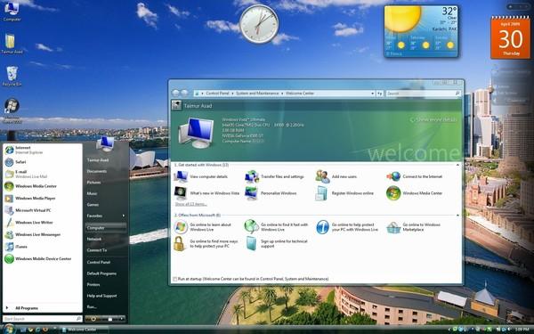 Com a tarefa de substituir o XP, Windows Vista falhou e irritou muita gente