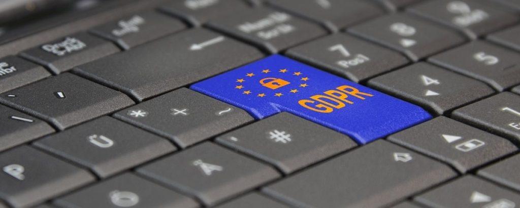GDPR (General Data Protection Regulation ou Regulamento Geral de Proteção de Dados, em português)